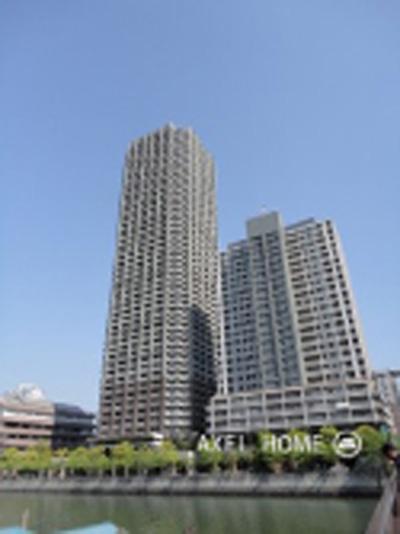 晴海ビュータワー (晴海アイランドトリトンスクエアビュータワー)